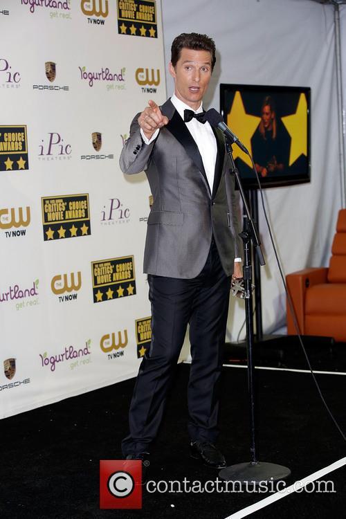 Matthew McConaughey 7