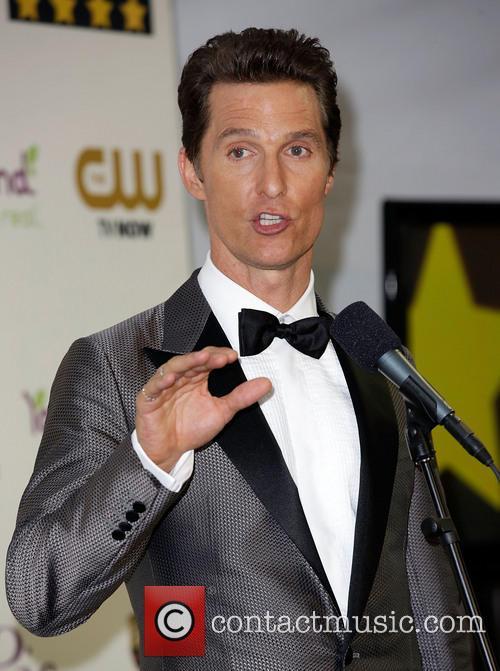 Matthew McConaughey 9