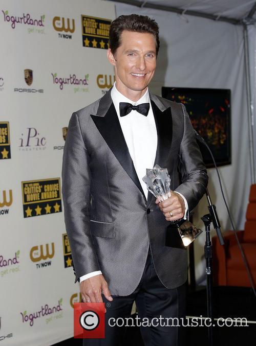 Matthew McConaughey 10