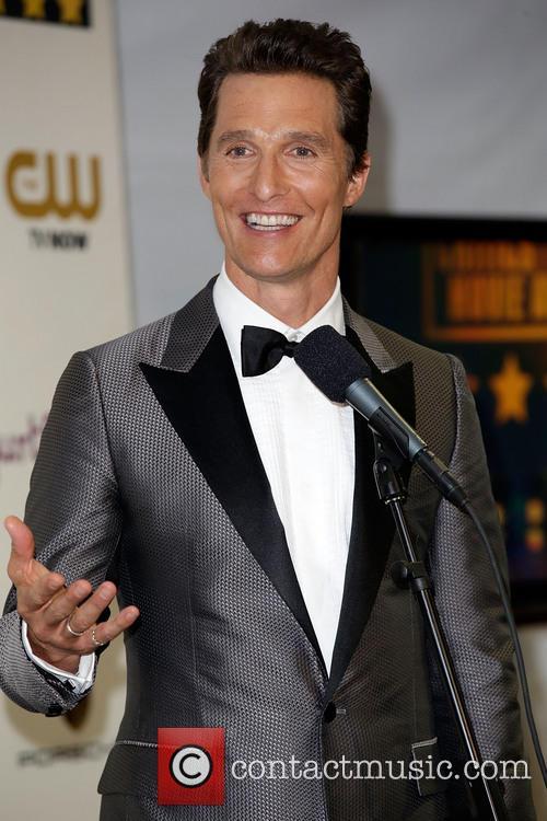Matthew McConaughey 11