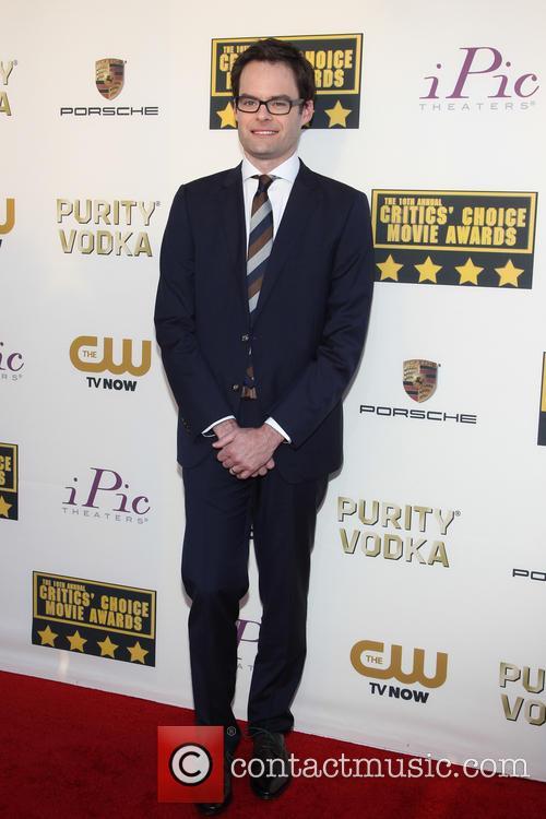 Bill Hader, The Barker Hangar, Critics' Choice Awards