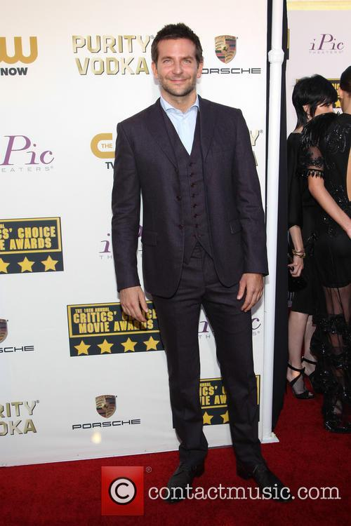 Bradley Cooper, The Barker Hangar, Critics' Choice Awards