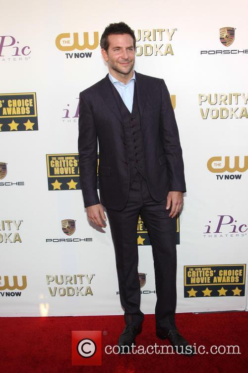 Bradley Cooper, The Barker Hangar, Critics' Choice Awards