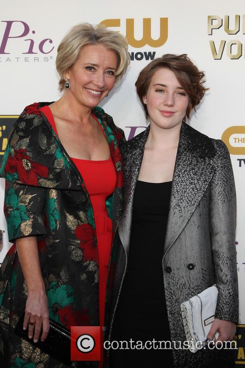 Emma Thompson and Gaia Wise 2