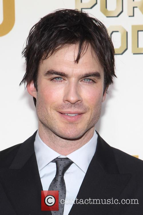 Ian Somerhalder, The Barker Hangar, Critics' Choice Awards