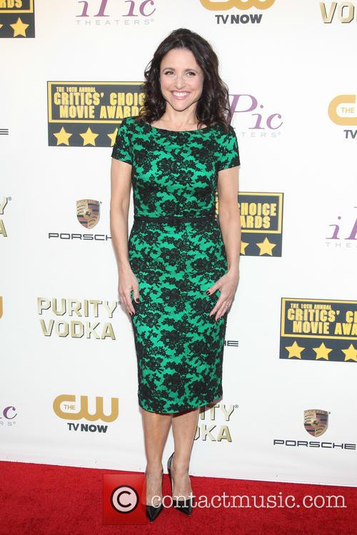 Julia Louis-Dreyfus, The Barker Hangar, Critics' Choice Awards