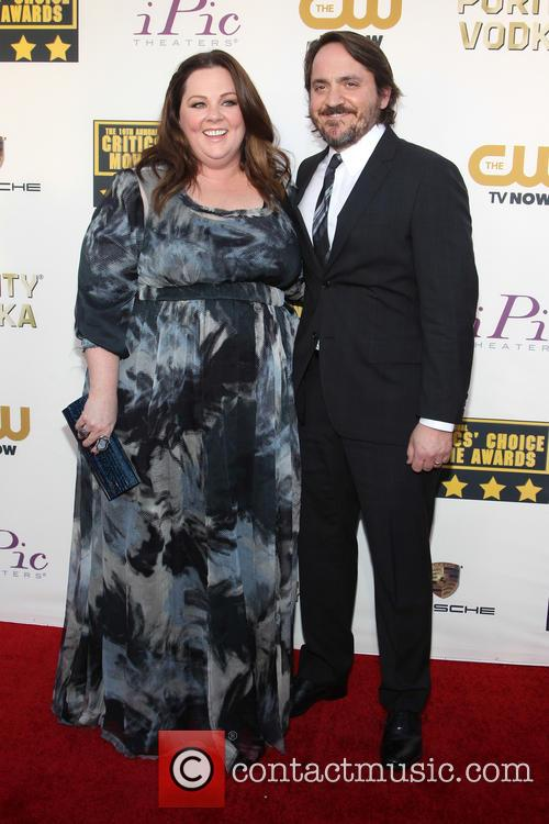 Melissa Mccarthy and Ben Falcone 2