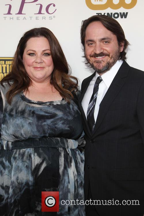 Melissa Mccarthy and Ben Falcone 3