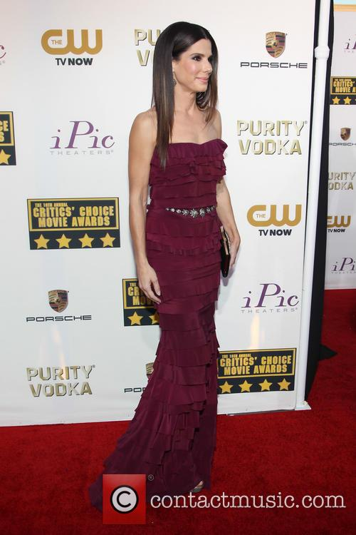 Sandra Bullock, Critics' Choice Awards