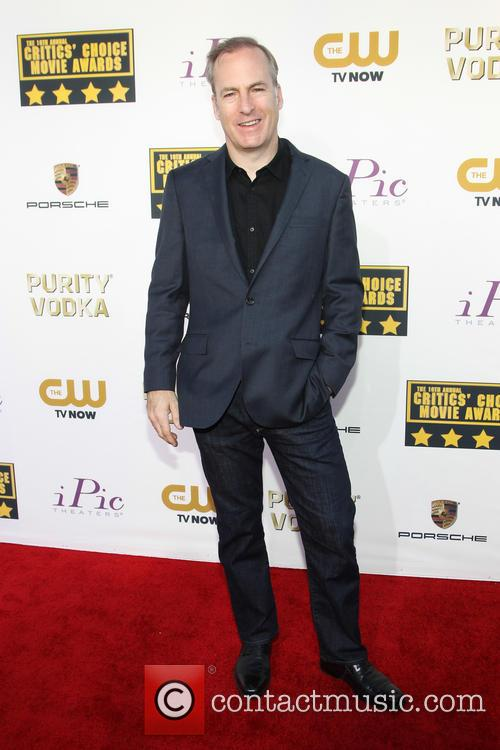 Bob Odenkirk At Critic's Choice Awards