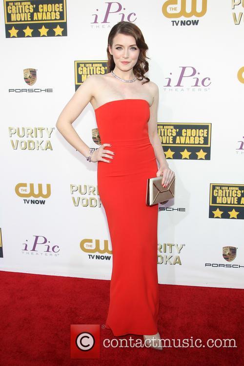 Sarah Belcher, The Barker Hangar, Critics' Choice Awards