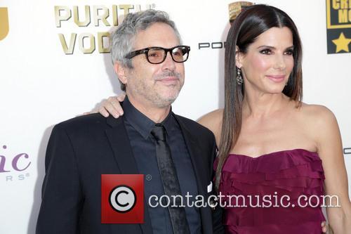 Alfonso Cuaron Sandra Bullock
