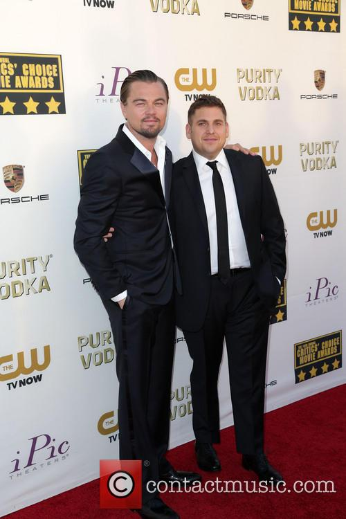 Leonardo Dicaprio and Jonah Hill 5