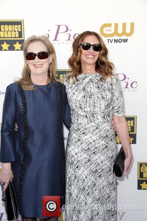 Meryl Streep Julia Roberts