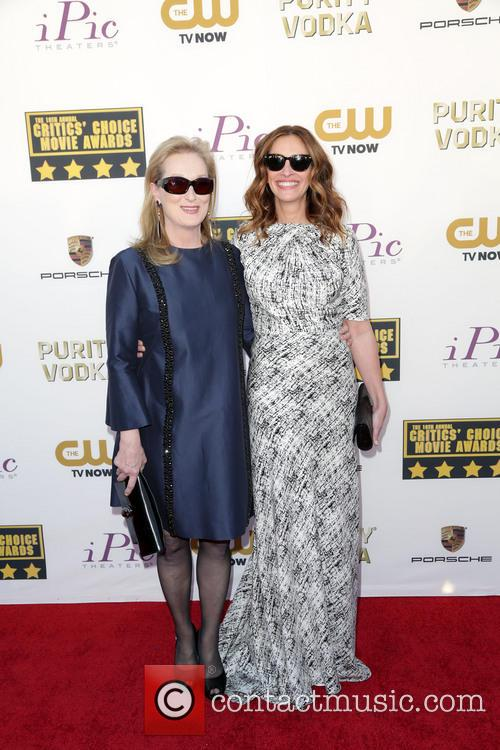 Meryl Streep and Julia Roberts 8