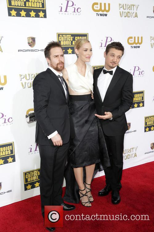 Sam Rockwell, Leslie Bibb and Jeremy Renner 2