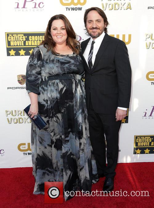 Melissa Mccarthy and Ben Falcone 7