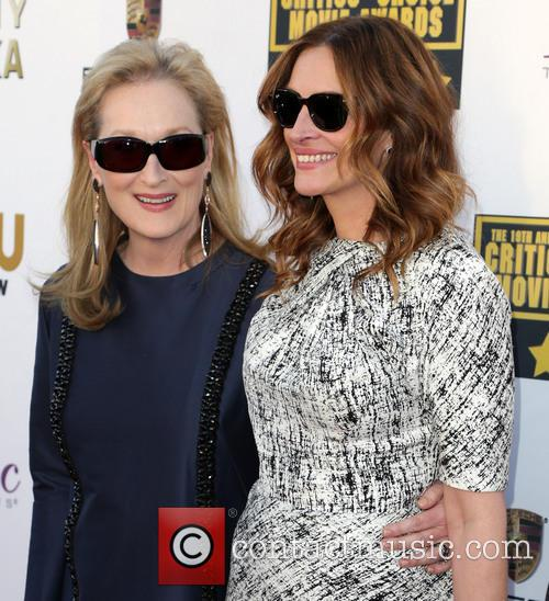 Meryl Streep and Julia Roberts 1