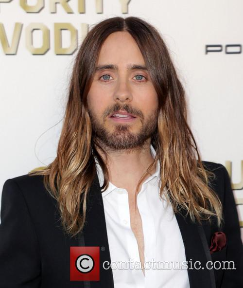 Jared Leto, The Barker Hangar, Critics' Choice Awards