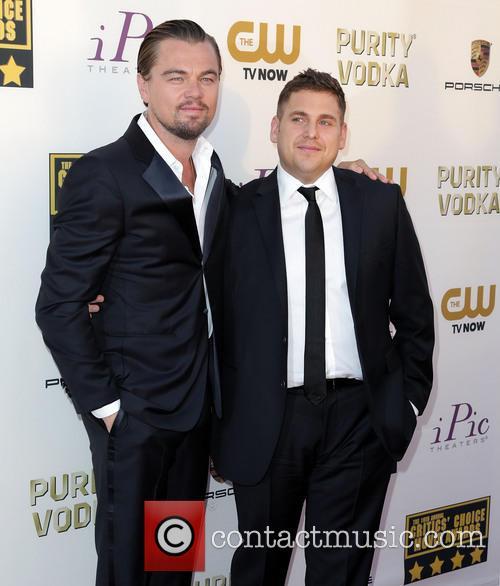 Leonardo Dicaprio and Jonah Hill 11