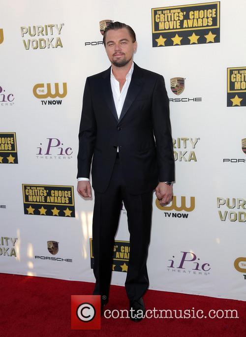 Leonardo DiCaprio, The Barker Hangar, Critics' Choice Awards