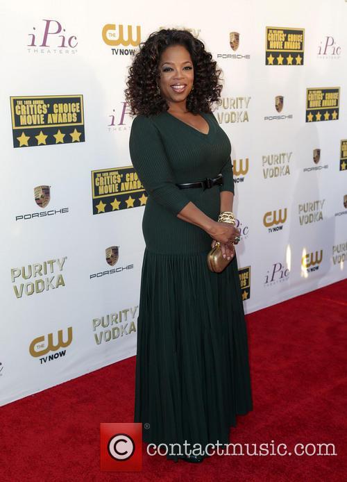 Oprah Winfrey, The Barker Hangar, Critics' Choice Awards