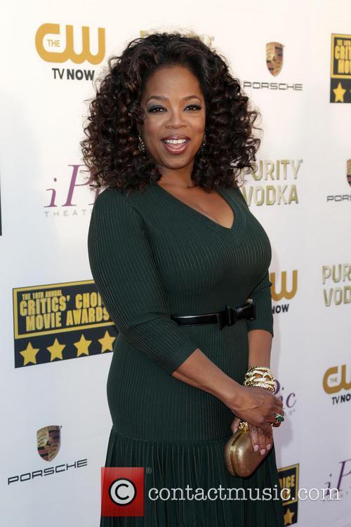 Oprah Winfrey 8