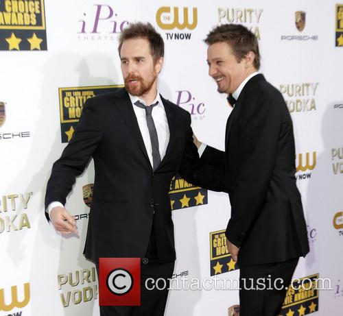 Sam Rockwell and Jeremy Renner 5