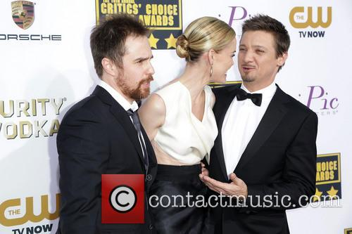 Sam Rockwell, Leslie Bibb and Jeremy Renner 7