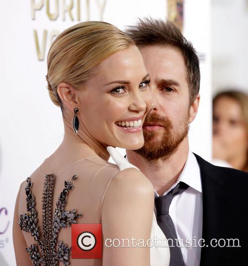 Leslie Bibb and Sam Rockwell 2