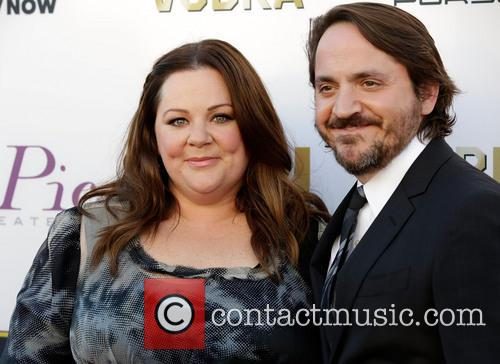 Melissa Mccarthy and Ben Falcone 9