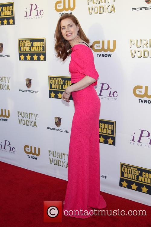 Amy Adams, The Barker Hangar, Critics' Choice Awards
