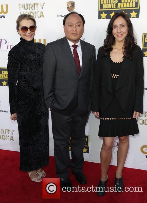 Gabriela Cowperthwaite, Manny Oteyza and Erica Kahn 1