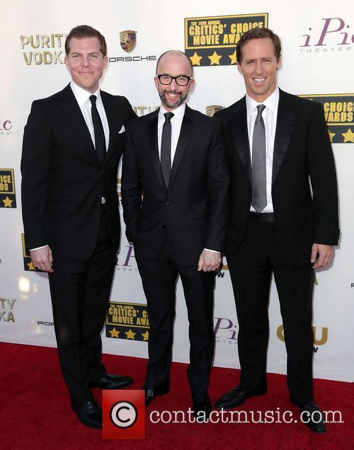 Kevin J. Walsh, Jim Rash and Nat Faxon