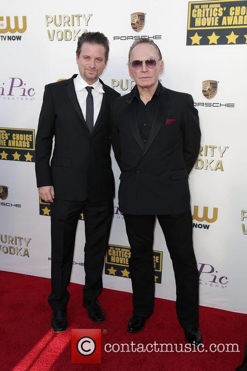 Shea Whigham and Paul Herman