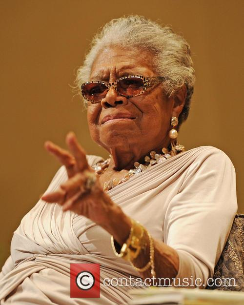 Maya Angelou 16