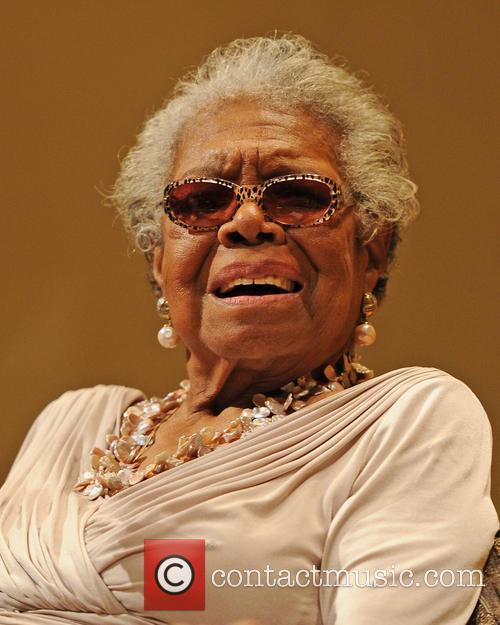 Maya Angelou 17