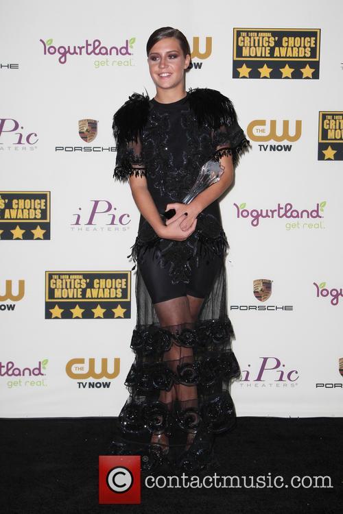 Adele, The Barker Hangar, Critics' Choice Awards
