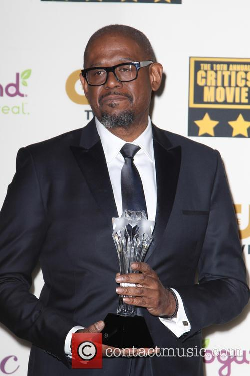 Forest Whitaker at the Critics Choice Awards 2014