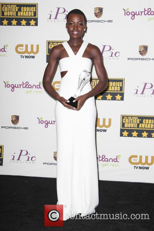 Lupita N'yongo, The Barker Hangar, Critics' Choice Awards
