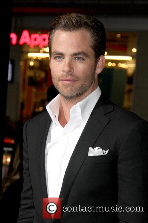 Chris Pine, TCL Chinese Theater