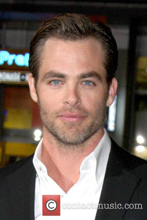 Chris Pine Chinese Theater