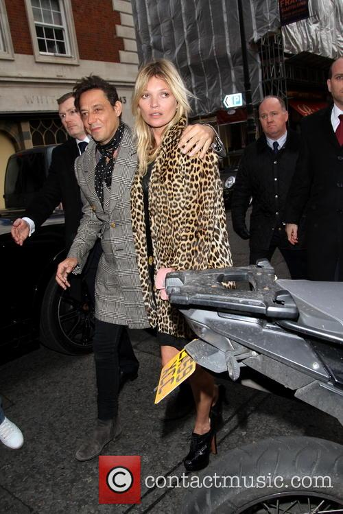 Kate Moss and Jamie Hince 7
