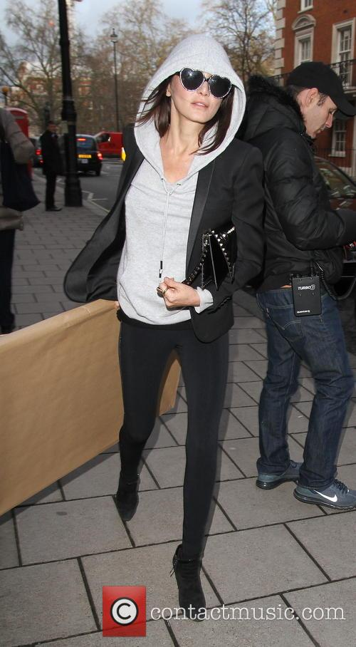 Kate Moss' 40th Birthday at 34 Restaurant -...