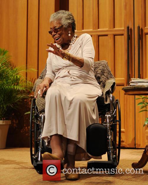 Maya Angelou 8