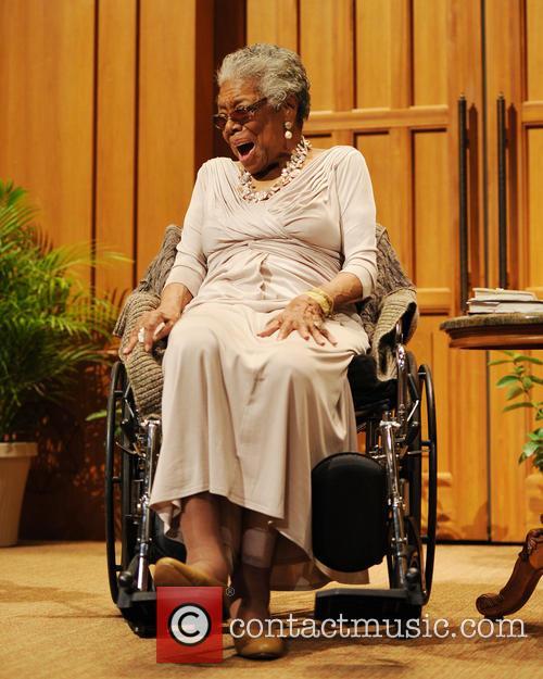 Maya Angelou Death