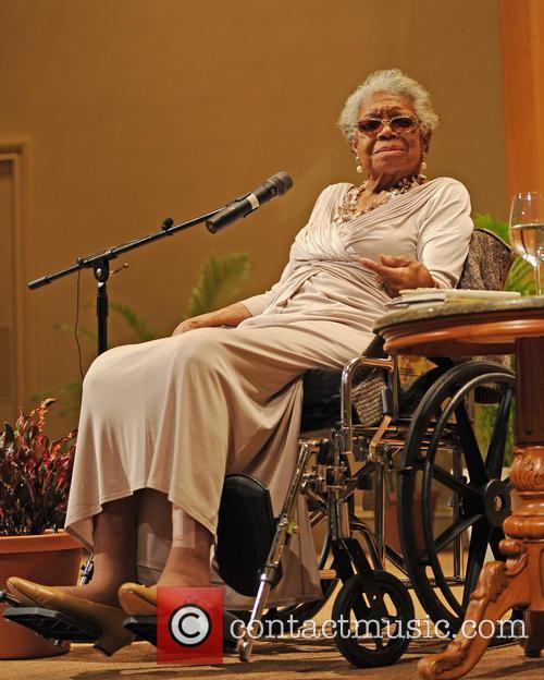 Maya Angelou 12