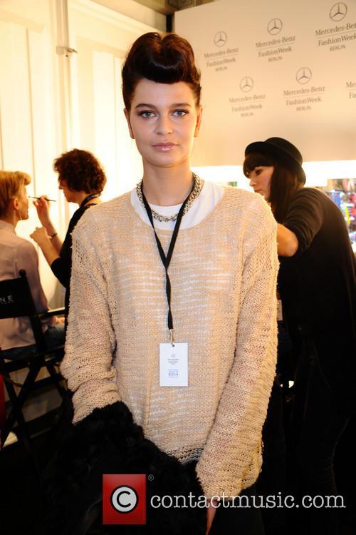 Mercedes Benz Fashion Week - Glaw - Backstage