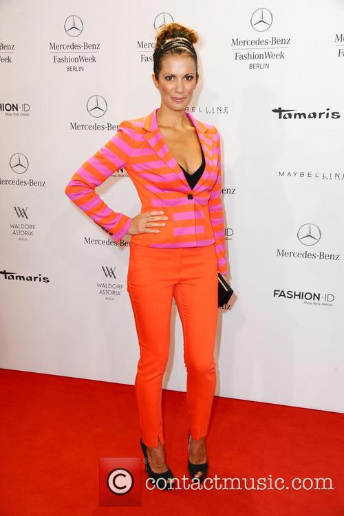 Kerstin Linnartz Mercedes Benz Fashion Week Berlin