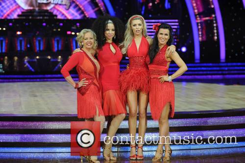 Deborah Meaden, Natalie Gumede, Abbey Clancy and Susanna Reid 2